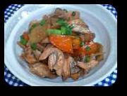 「鮭のはちみつ煮」の画像