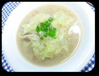「具だくさん和風しょうがスープ」の画像