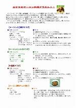 「ヤーコン料理アラカルト」のPDF画像