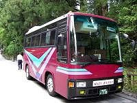 バスの写真
