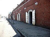 赤レンガ倉庫の写真