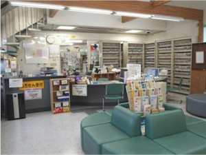 藤田店の店内写真