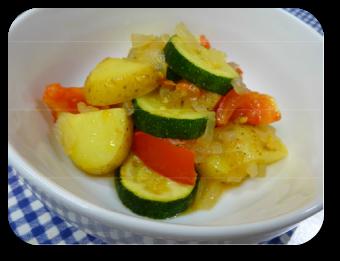 「ズッキーニのひんやりマリネサラダ」の画像